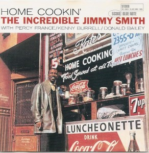 Jimmy Smith Home Cookin' cover-2
