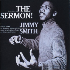 Jimmy Smith The Sermon cover