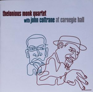 Monk & Coltrane at Carnegie Hall